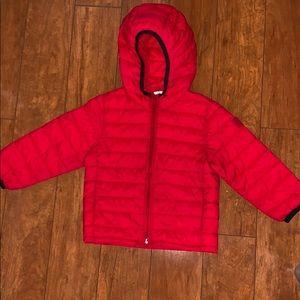 Lightweight GAP Puffer Jacket